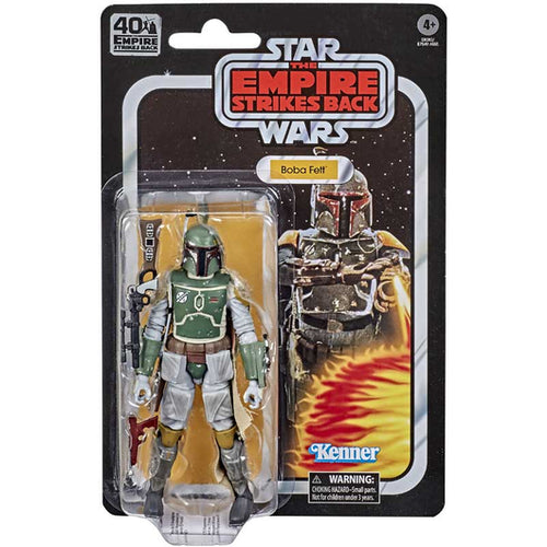 Star Wars Empire Strickes Back Kenner 40TH Boba Fett
