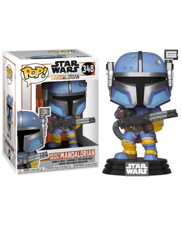 Star Wars Mandalorian POP! Vinyl Heavy Infantry