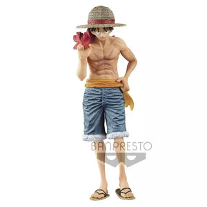 Figura Monkey D Luffy One Piece El Almacen Secreto