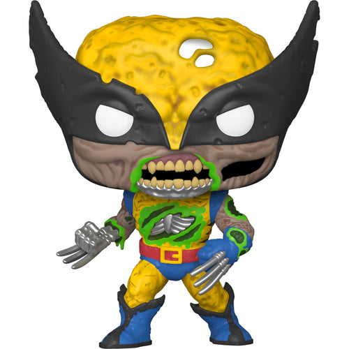 Marvel Zombies Funko POP! Lobezno (Wolverine)