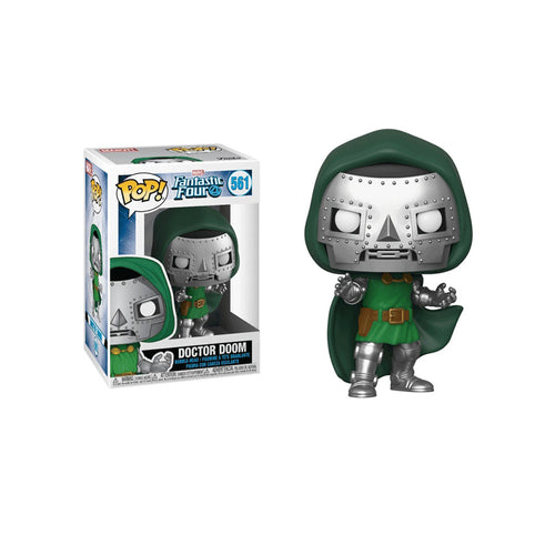 Marvel Comics Fantastic Four POP! Vinyl Doctor Doom