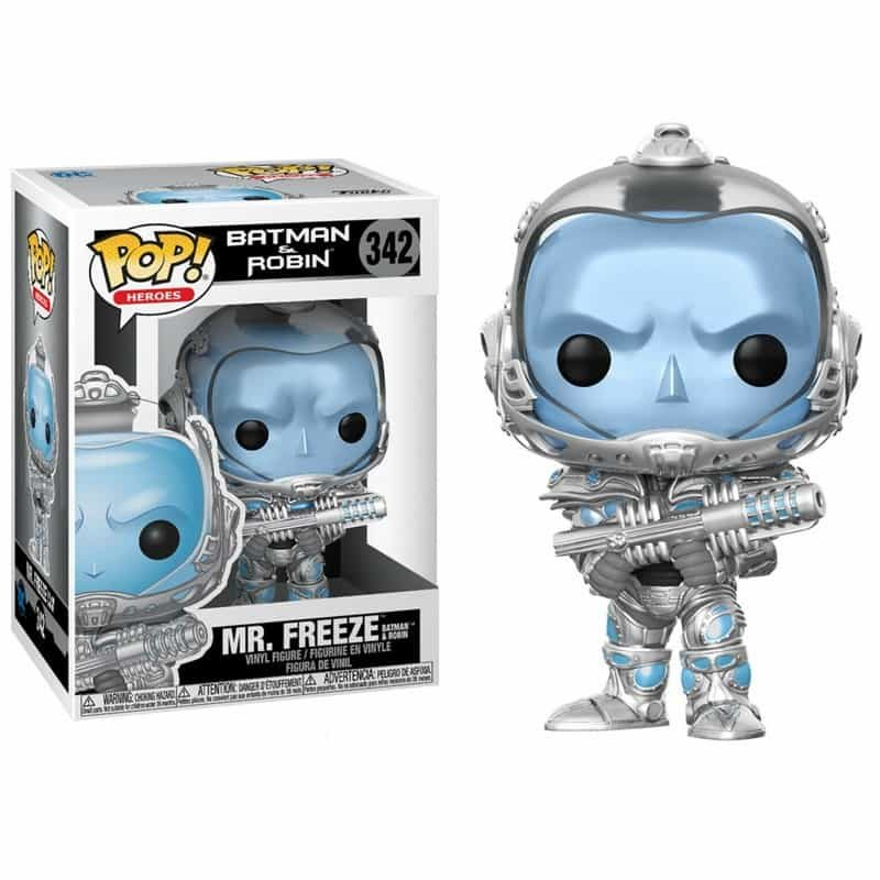 Batman & Robin POP! Vinyl Mr. Freeze