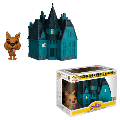 Funko POP Town Scooby Doo Haunted Mansion