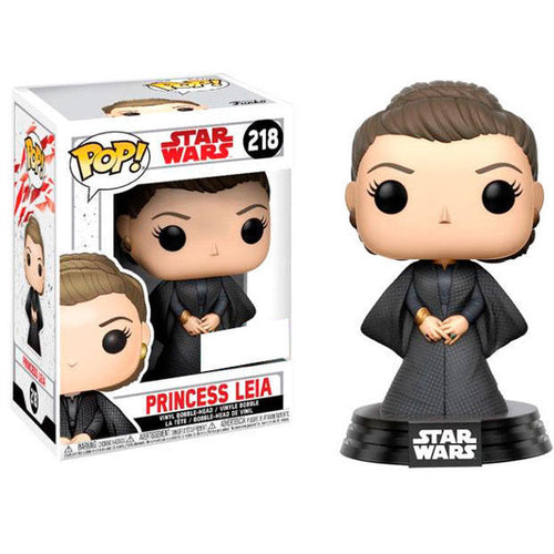 Star Wars EP VIII The Last Jedi POP! Vinyl Leia