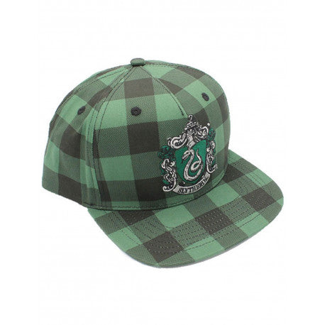 Harry Potter Gorra Escocesa Slytherin