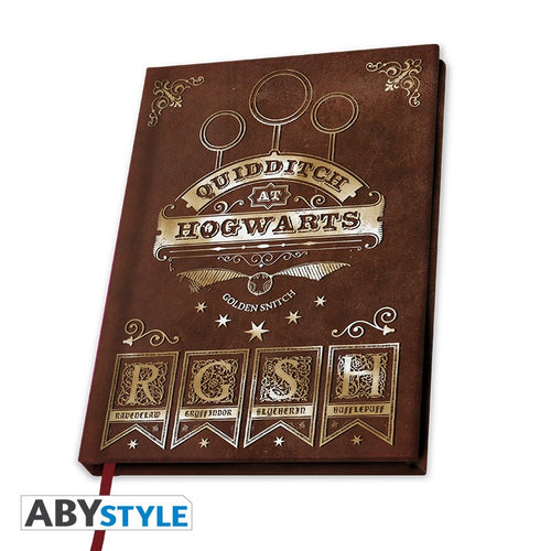 Harry Potter Agenda A5 Quidditch