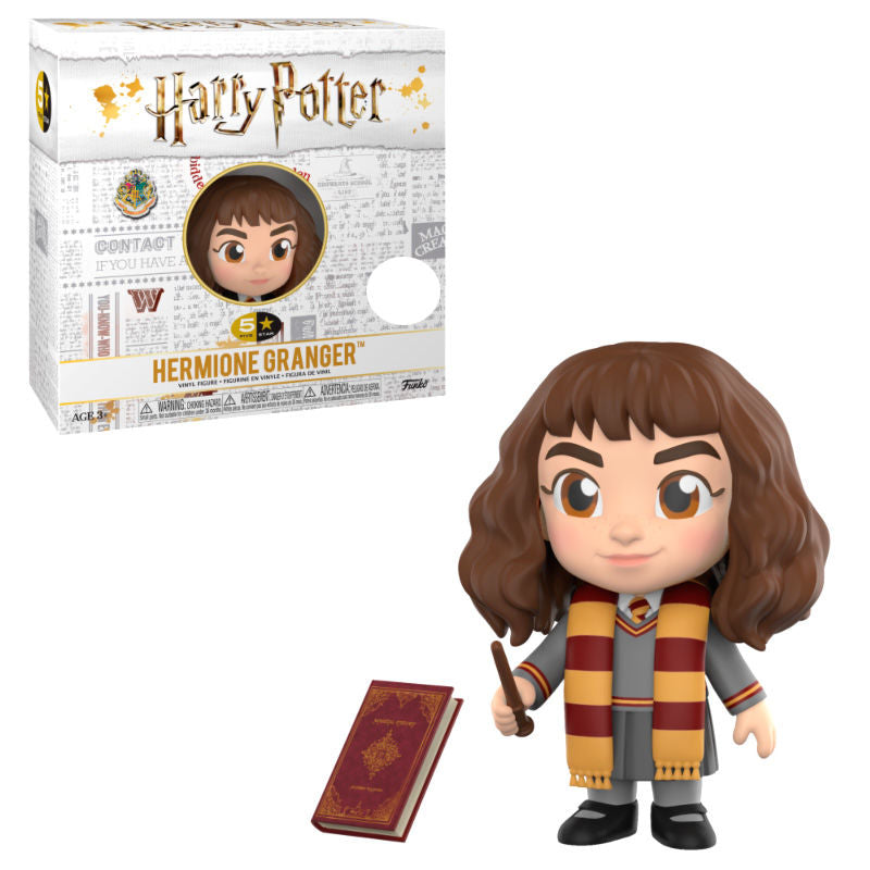 Harry Potter 5 Star Hermione Exclusive