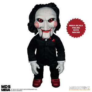 Saw Figura Parlante Mega Scale Billy 38 cm