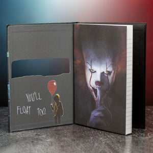 Stephen King's It 2017 Libreta 3D Pennywise abierta