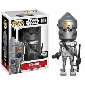 Star Wars POP! Vinyl IG-88 Exclusive