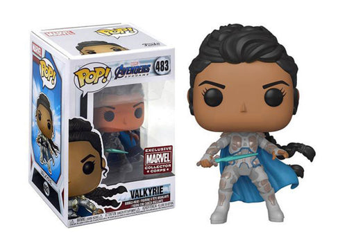 Avengers: Endgame POP! Vinyl Valkyrie Exclusive