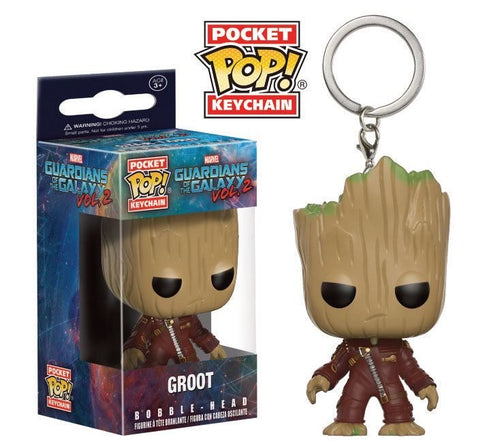 Guardians of the Galaxy Vol.2 Pocket POP! Vinyl Keychan Baby Groot