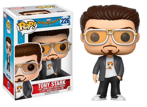 Spider-Man Homecoming POP! Vinyl Tony Stark (Iron Man)