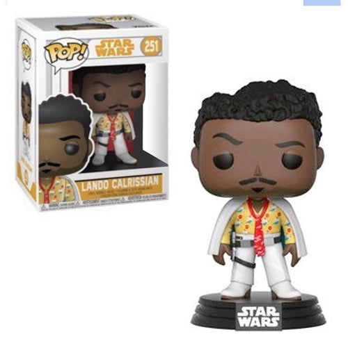 Han Solo POP! Vinyl Lando Calrissian Exclusive