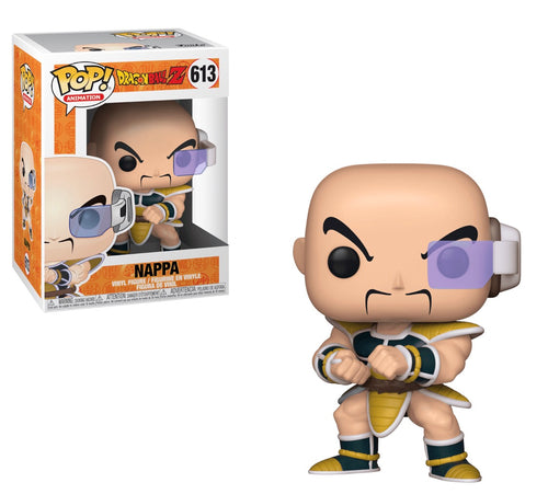 Dragon Ball Z POP! Vinyl Nappa