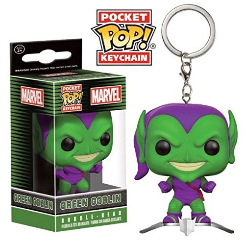 Marvel Comics Pocket POP! Vinyl Keychan Green Goblin