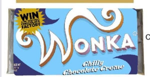 Willy Wonka Tableta Chocolate Blanco