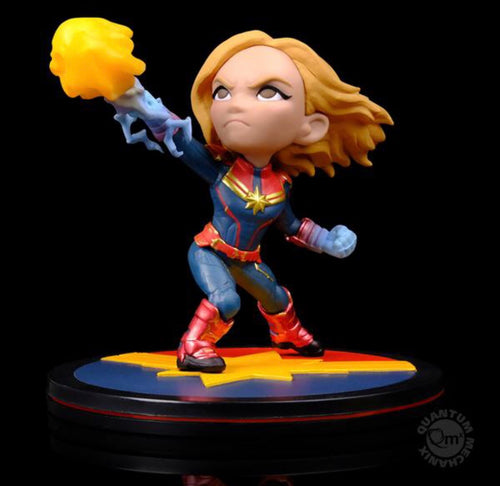 Capitana Marvel Figura Q-Fig Captain Marvel