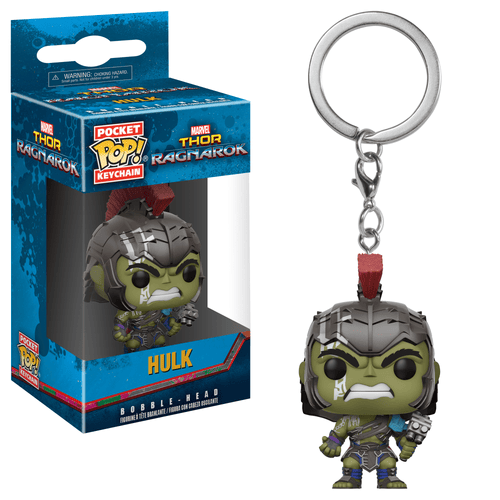 Marvel Collector Corps Pocket POP! Vinyl Keychan Hulk Gladiator