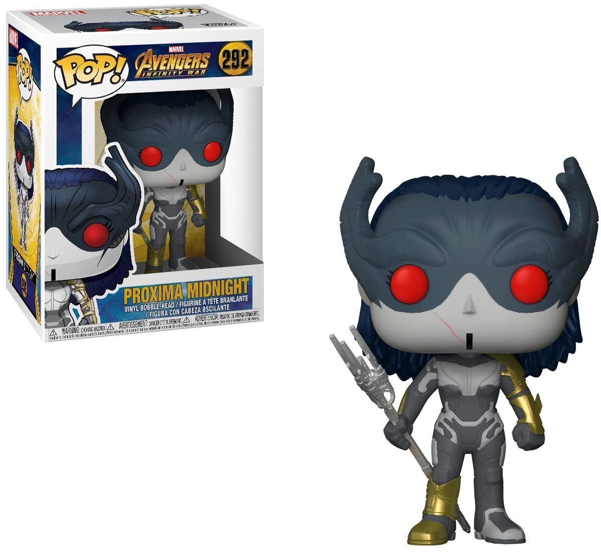 Avengers: Endgame POP! Vinyl Proxima Midnight