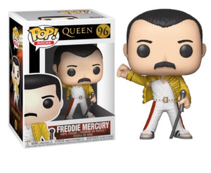 Queen POP! Rocks Vinyl Freddie Mercury Wembley