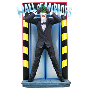 DC Comics Gallery  Estatua diorama Joker The Killing Joke