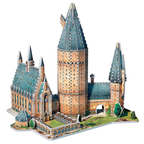Harry Potter Puzzle 3D Gran Salon de Hogwarts