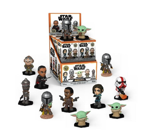 Star Wars The Mandalorian Mystery Mini Blind Box Season 1