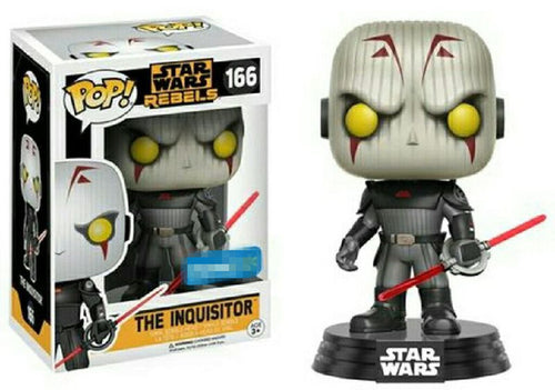 Star Wars Rebels POP! Vinyl The Inquisitor Exclusive