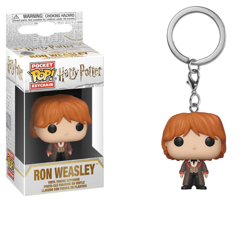 Harry Potter Pocket POP! Keychan Ron Weasley (Yule Ball)