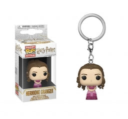 Harry Potter Pocket POP! Keychan Hermione Granger (Yule Ball)