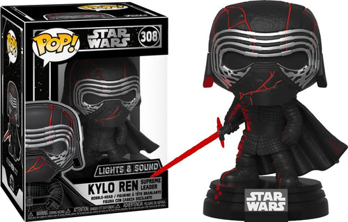 Star Wars POP! Electronic Light & Sound Kylo Ren