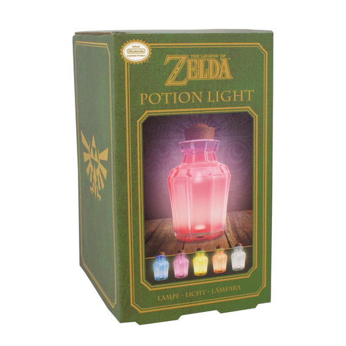 The Legend of Zelda Lampara Botella Pocion