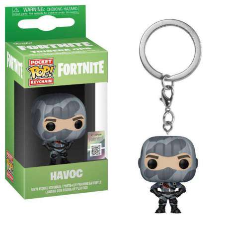 Fortnite Pocket POP! Vinyl Keychan Havoc