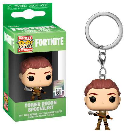 Fortnite Pocket POP! Vinyl Keychan Tower Recon Specialist