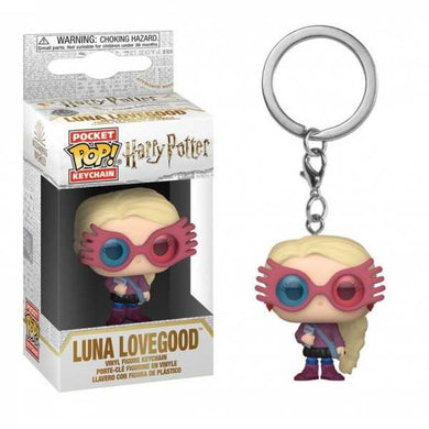 Harry Potter Pocket POP! Keychan Vinyl Luna with Glasses