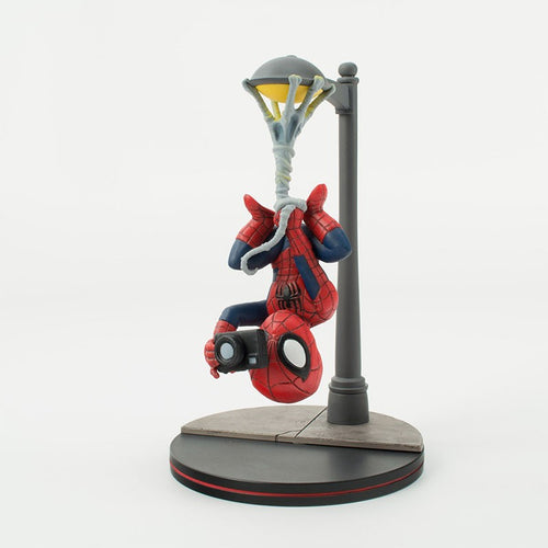 Marvel Comics Figura Q-Fig Spiderman Spider Cam
