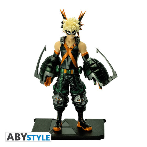 Figura Katsuki Bakugo My Hero Academia Metallic Version El Almacen Secreto