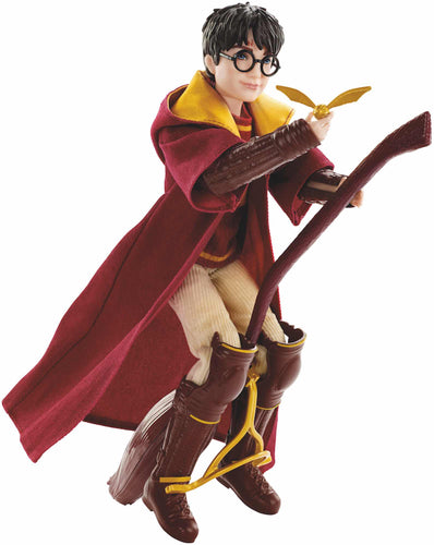 Harry Potter Muñeca Harry Potter Quidditch de Mattel