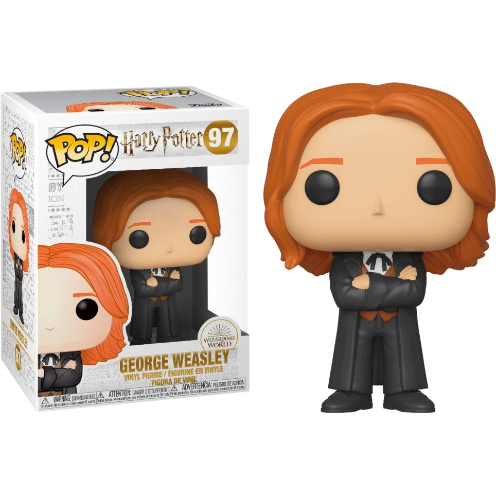 Harry Potter POP! Vinyl George Weasley (Yule Ball)