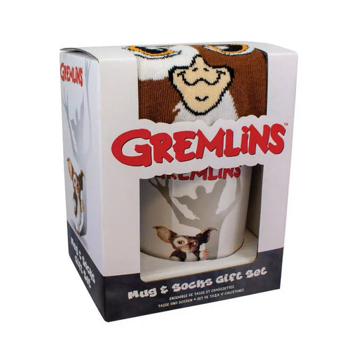 Pack Taza y Calcetines Gizmo Gremlins