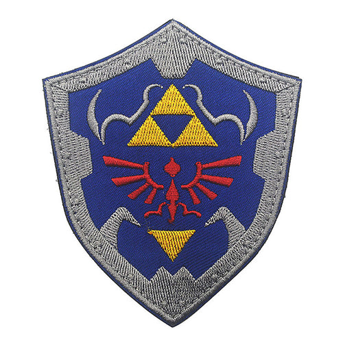 The Legend of Zelda Parche de Ropa Escudo Hyrule