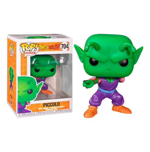 Dragon Ball Z POP! Vinyl Piccolo New Posse