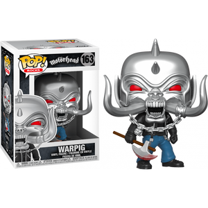 Motorhead POP! Vinyl Warpig