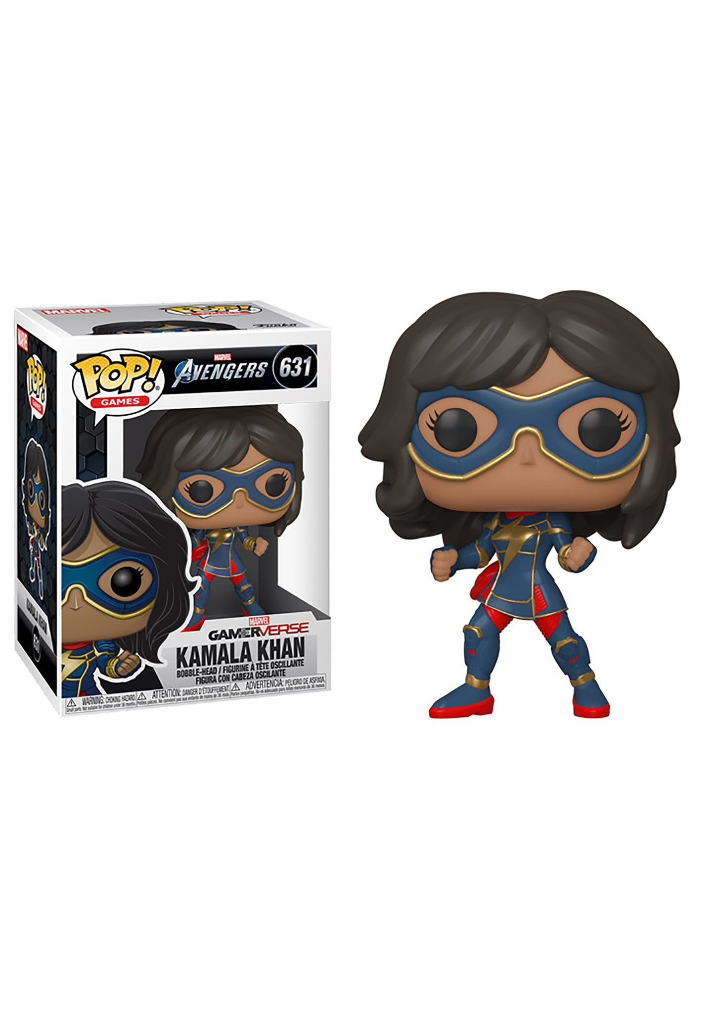 Avengers Game POP! Vinyl Kamala Khan Stark Tech Suit