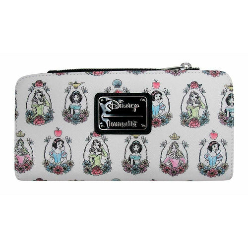 Disney Princesas Cartera Billetera Loungefly Disney Princesas