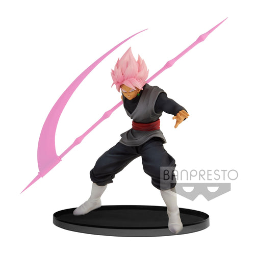 Figura Goku Black Dragon Ball BWFC Super Saiyan Rose El Almacen Secreto 1