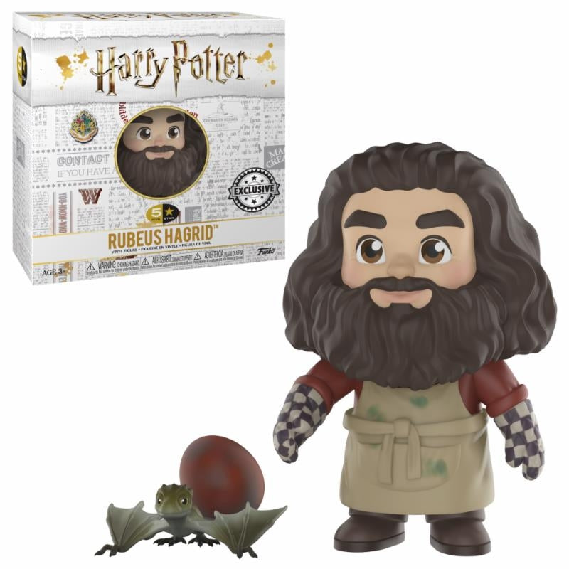 Harry Potter 5 Star Hagrid with Dragon Exclusive