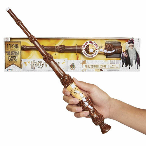 Harry Potter Varita de Combate con Infrarojo Exclusive Wave Dumbledore