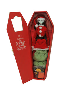 Pesadilla Antes de Navidad Santa Sally Coffin Version